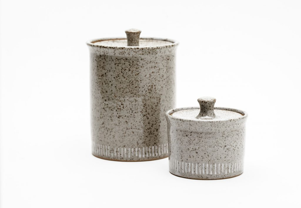 Jars, small & medium